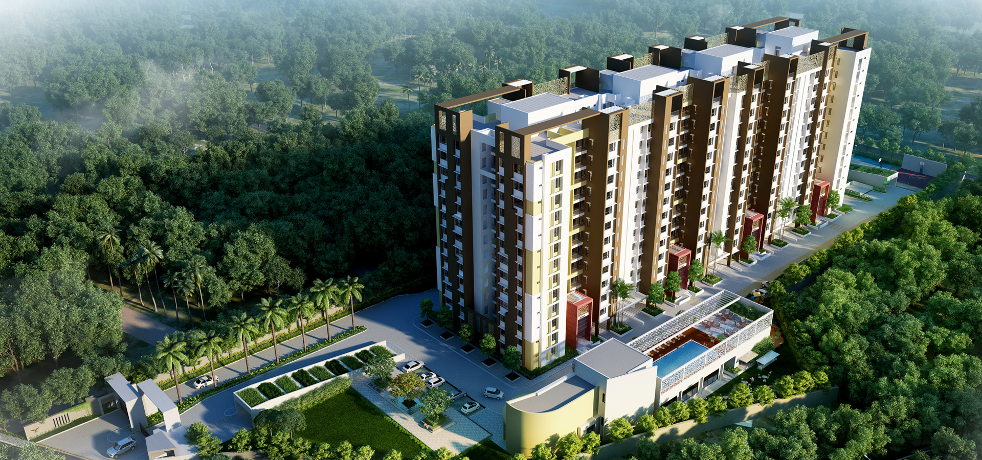 Sale of Luxury Apartments & flats in Bhubaneswar by Falcon Real Estate